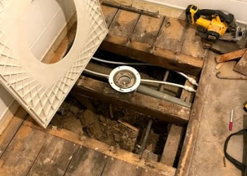 Drainage survey - Bromley Plumbers - Water jetting
