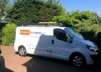 24hrs plumbing and drainage services - Bromley plumbers