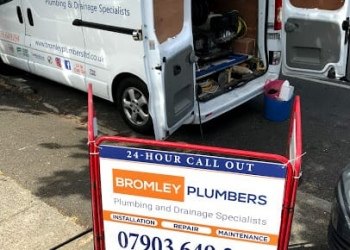 Drainage Specialists - Bromley Plumbers