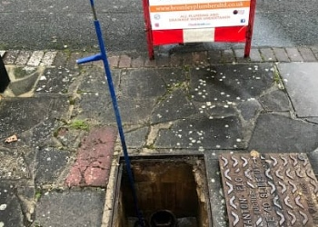 CCTV Drainage Survey - Drainage Services - Bromley Plumbers