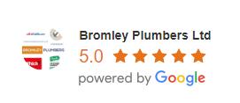 Google Reviews Widget - Bromley Plumbers