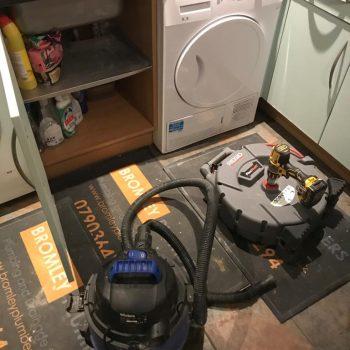 Blocked Kitchen Sink - Bromley Plumbers
