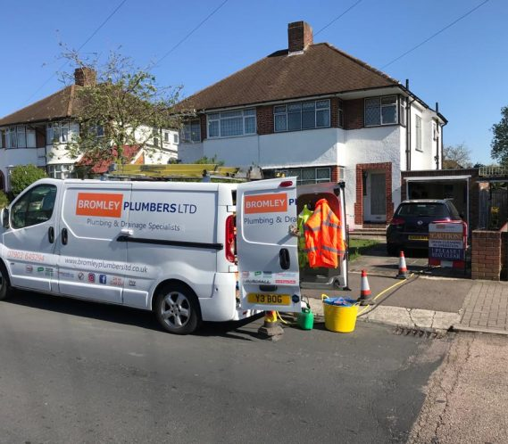 Bromley Plumbers Drain Specialist