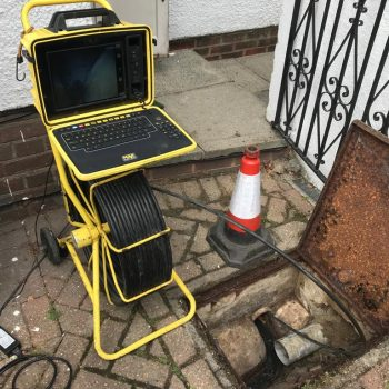 CCTV Drainage Inspection - Bromley Plumbers