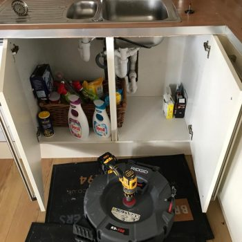 Kitchen Sink Pipe Fix - Bromley Plumbers